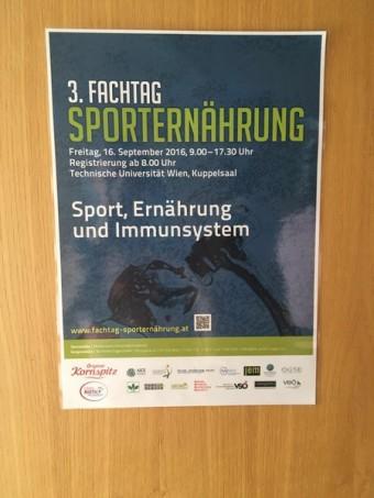 """Neue Erkenntnisse zu """"Sport & Ernährung"""""""