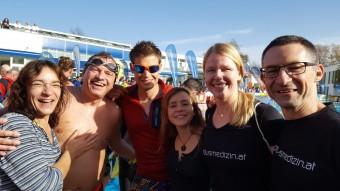 24-Stunden-Charity-Schwimmen