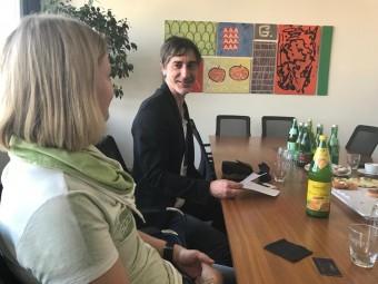 Expertengespräch in Graz