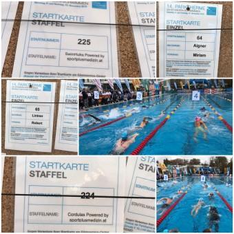 Schwimmen für den guten Zweck