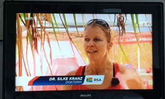 Dr. Silke Kranz im ORF